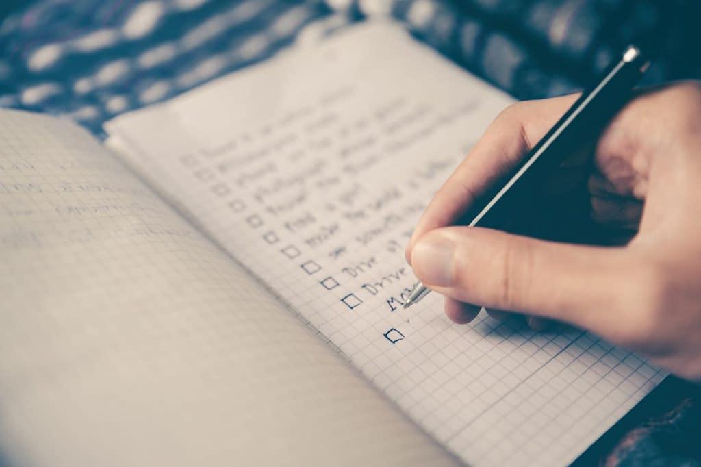 self-discipline goals