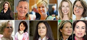 WOMEN BILLIONAIRES: 10 RICHEST WOMEN IN THE WORLD
