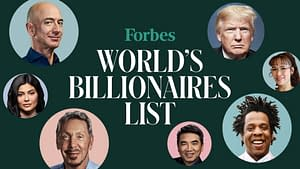 BILLIONAIRES:10 RICHEST PEOPLE IN THE WORLD