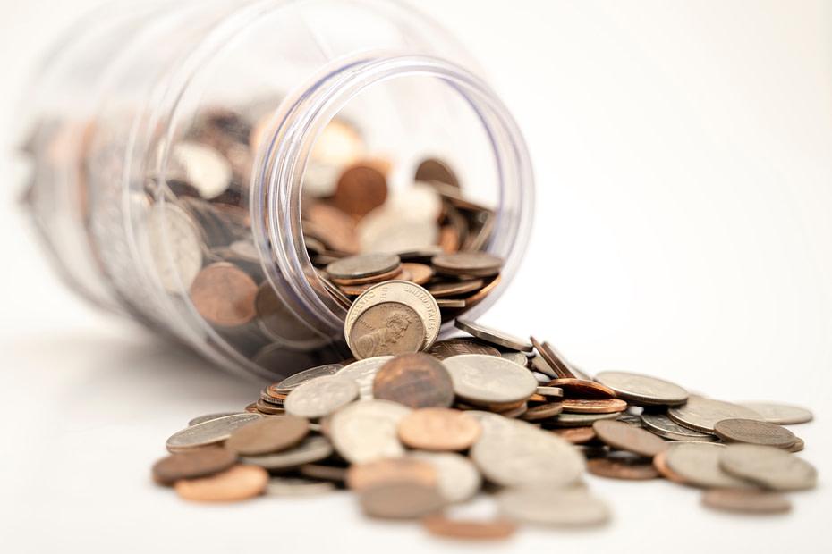 Key financial definitions spending