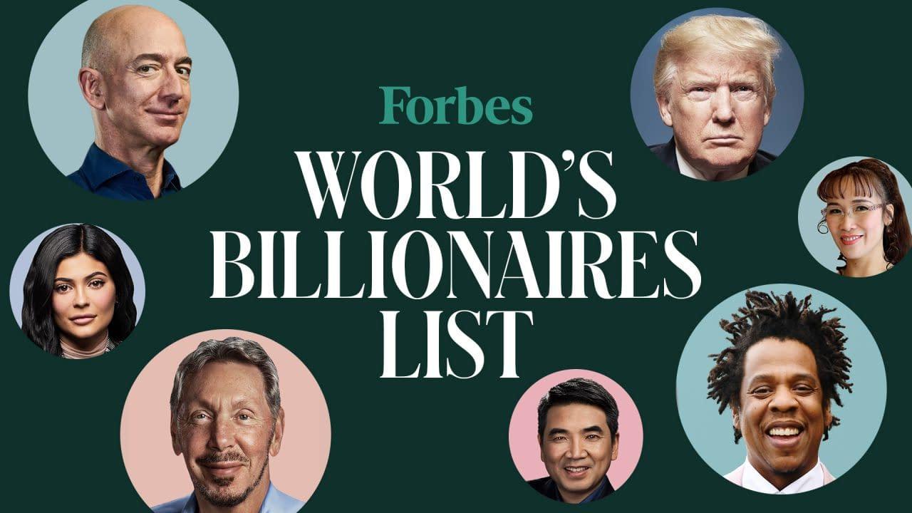 BILLIONAIRES:10 RICHEST PEOPLE IN THE WORLD