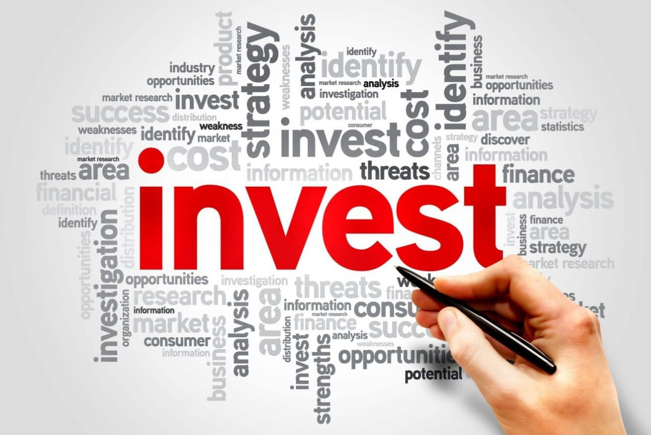 THE BEST INVESTMENTS YOU CAN MAKE