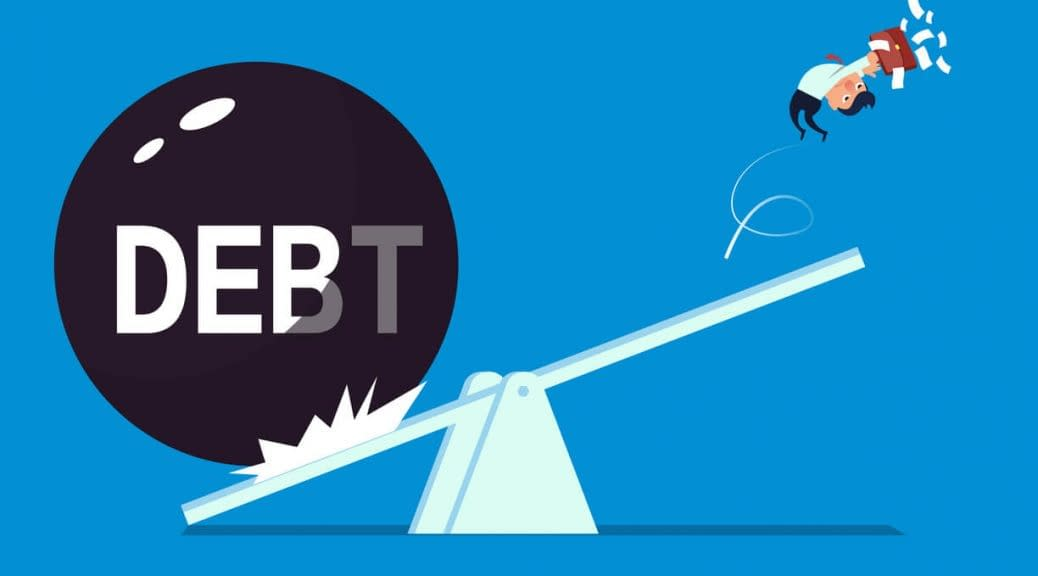 HOW TO GET OUT OF BAD DEBT
